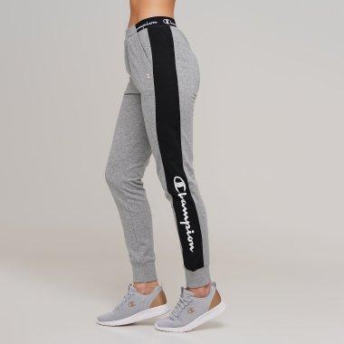 Спортивные штаны champion Rib Cuff Pants - 128062, фото 1 - интернет-магазин MEGASPORT