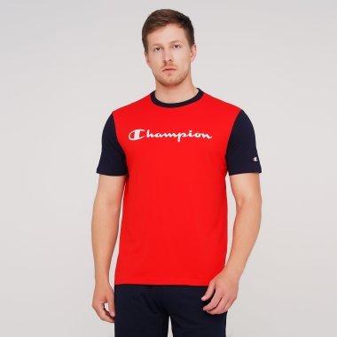 Футболки champion Crewneck T-Shirt - 128073, фото 1 - интернет-магазин MEGASPORT