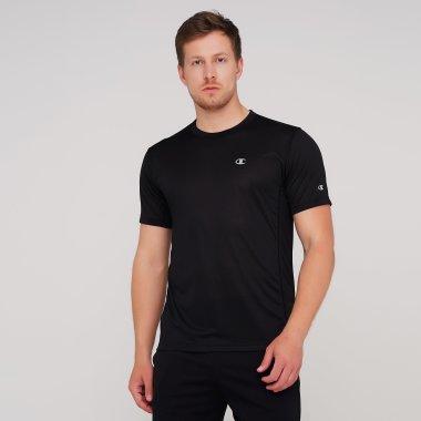 Футболки champion Crewneck T-Shirt - 128077, фото 1 - интернет-магазин MEGASPORT