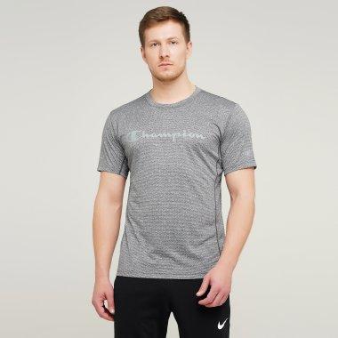Футболки champion Crewneck T-Shirt - 128078, фото 1 - интернет-магазин MEGASPORT