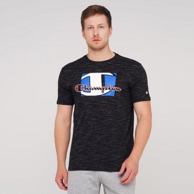 Футболки champion Crewneck T-Shirt - 128086, фото 1 - интернет-магазин MEGASPORT