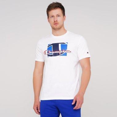 Футболки champion Crewneck T-Shirt - 128087, фото 1 - интернет-магазин MEGASPORT