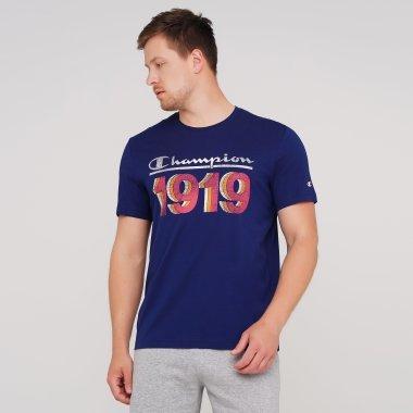 Футболки champion Crewneck T-Shirt - 128090, фото 1 - интернет-магазин MEGASPORT