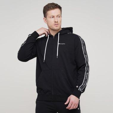 Кофти champion Hooded Full Zip Sweatshirt - 128101, фото 1 - інтернет-магазин MEGASPORT