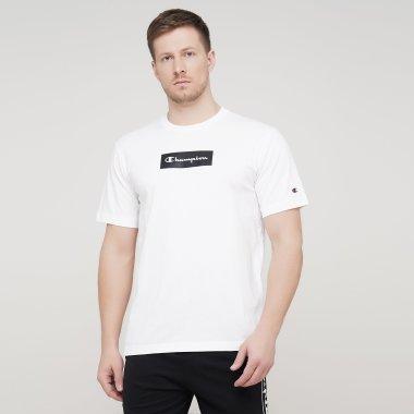 Футболки champion Crewneck T-Shirt - 128103, фото 1 - інтернет-магазин MEGASPORT