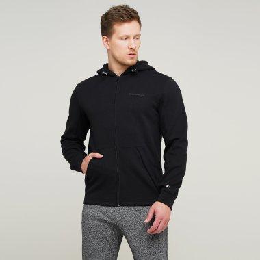 Кофты champion Hooded Full Zip Sweatshirt - 128104, фото 1 - интернет-магазин MEGASPORT