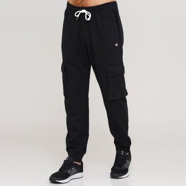 Спортивные штаны champion Rib Cuff Pants - 128111, фото 1 - интернет-магазин MEGASPORT