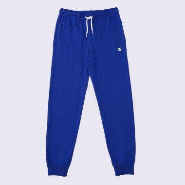 Спортивные штаны champion Rib Cuff Pants - 128122, фото 1 - интернет-магазин MEGASPORT