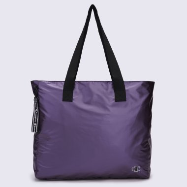 Сумки champion Shiny Tote Bag - 128622, фото 1 - интернет-магазин MEGASPORT