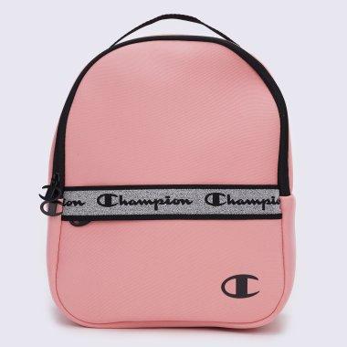Рюкзаки champion Tape Backpack - 128625, фото 1 - интернет-магазин MEGASPORT