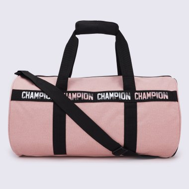 Сумки champion Lady Tape Barrel Bag - 115799, фото 1 - интернет-магазин MEGASPORT