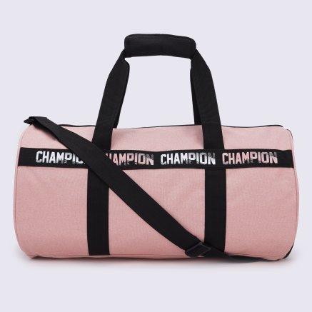 Сумка Champion Lady Tape Barrel Bag - 115799, фото 1 - интернет-магазин MEGASPORT