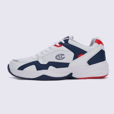Кроссовки champion Low Cut Shoe Philly Mesh/Pu - 127899, фото 1 - интернет-магазин MEGASPORT
