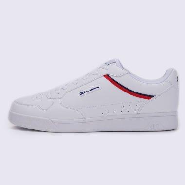 Кеды champion Low Cut Shoe New Court - 124944, фото 1 - интернет-магазин MEGASPORT