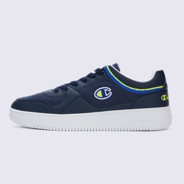 Кроссовки champion Low Cut Shoe New Rebound Low Canvas B Gs - 127905, фото 1 - интернет-магазин MEGASPORT
