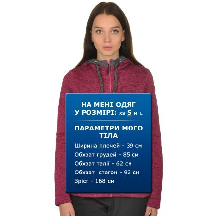 Кофта Icepeak Tess - 107144, фото 8 - інтернет-магазин MEGASPORT