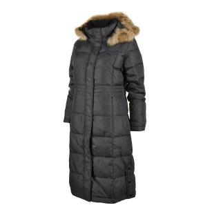 Куртка-пуховик Anta Long Down Jacket - фото 1