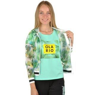 Куртка-вітровка Anta Knit Track Top - фото 5