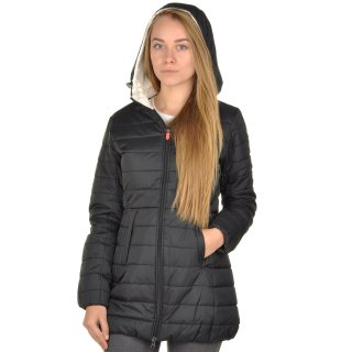 Куртка Anta Mid-Long Padded Jacket - фото 4