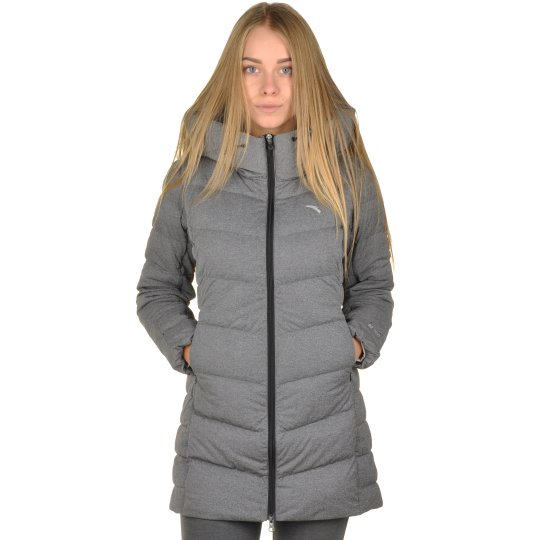 Куртка-пуховик Anta Mid-Long Down Jacket - фото