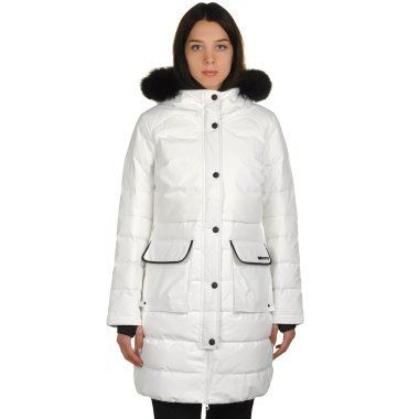 Пуховики anta Mid-Long Down Windbreaker - 108232, фото 1 - интернет-магазин MEGASPORT