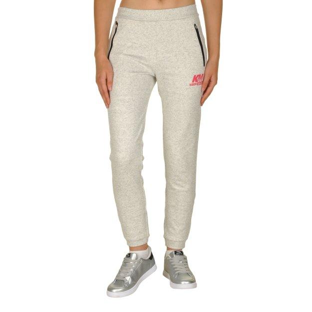 Спортивные штаны Anta Knit Track Pants - 106152, фото 1 - интернет-магазин MEGASPORT