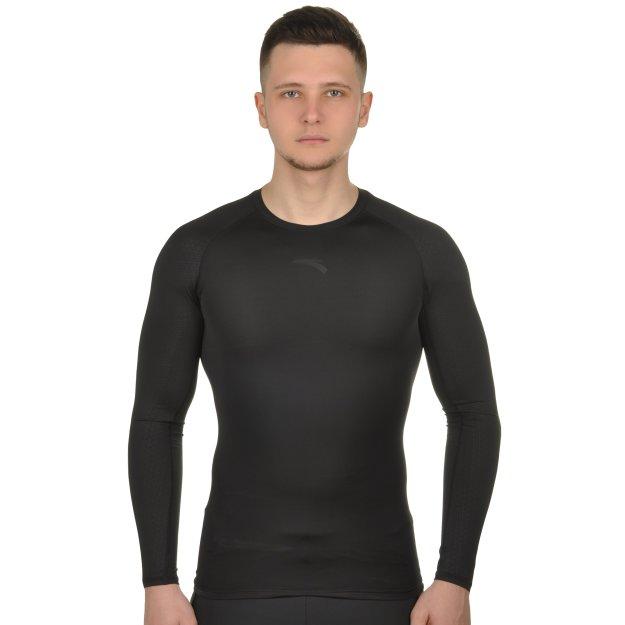 Компресійні футболки Anta LS Tee - MEGASPORT
