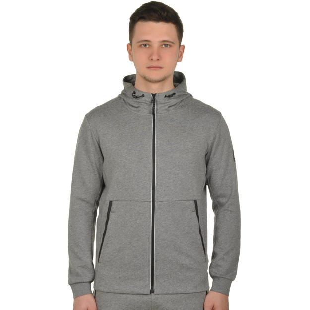 Кофта Anta Knit Track Top - 109720, фото 1 - интернет-магазин MEGASPORT