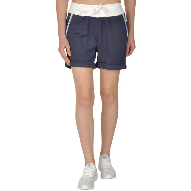 Шорти Anta Knit Shorts - 110137, фото 1 - інтернет-магазин MEGASPORT