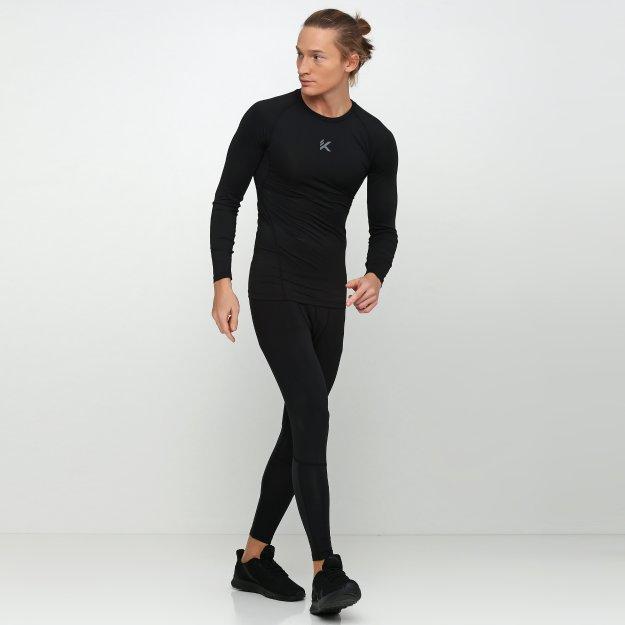Компресійні штани Anta Knit Ankle Pants - 113700, фото 1 - інтернет-магазин MEGASPORT