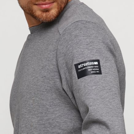 Кофта Anta Sweat Shirt - 113781, фото 5 - интернет-магазин MEGASPORT