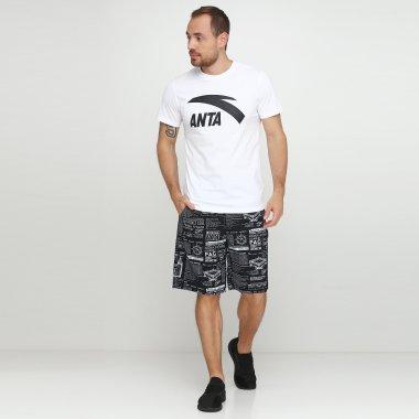 Шорти anta Half Pants - 117945, фото 1 - інтернет-магазин MEGASPORT