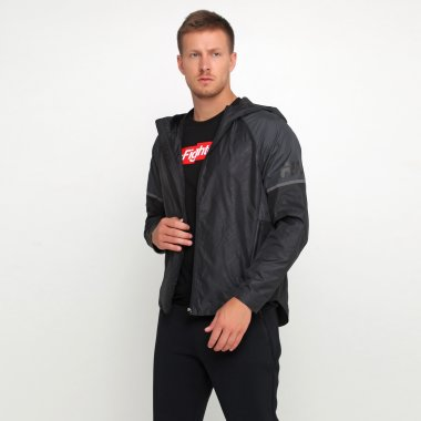 Woven Track Top
