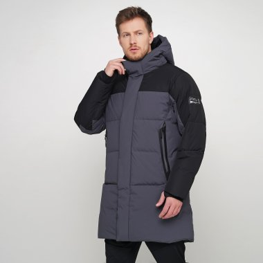 Пуховики anta Mid-Long Down Jacket - 121252, фото 1 - интернет-магазин MEGASPORT