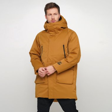Пуховики anta Mid-Long Down Jacket - 121257, фото 1 - интернет-магазин MEGASPORT