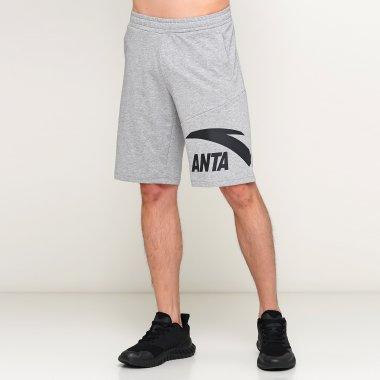 Шорти anta Knit Half Pants - 124187, фото 1 - інтернет-магазин MEGASPORT
