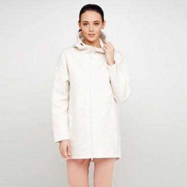 Куртки anta Mid-Long Knit Top - 122380, фото 1 - інтернет-магазин MEGASPORT