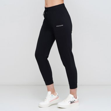 Спортивные штаны anta Knit Ankle Pants - 124206, фото 1 - интернет-магазин MEGASPORT