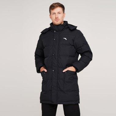 Пуховики anta Mid-Long Down Jacket - 126182, фото 1 - інтернет-магазин MEGASPORT