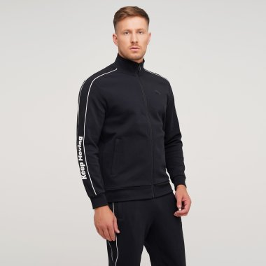 Knit Track Top