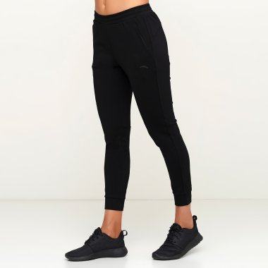 Спортивні штани anta Knit Ankle Pants - 126121, фото 1 - інтернет-магазин MEGASPORT