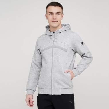 Кофты anta Knit Track Top - 134626, фото 1 - интернет-магазин MEGASPORT