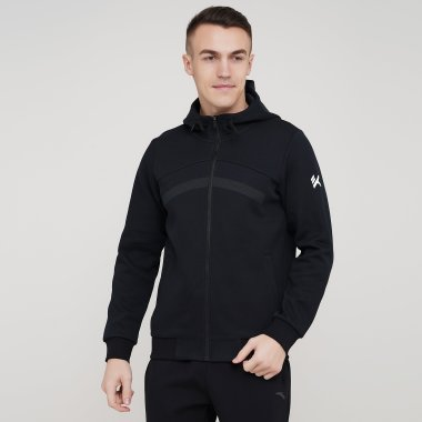 Кофты anta Knit Track Top - 134627, фото 1 - интернет-магазин MEGASPORT