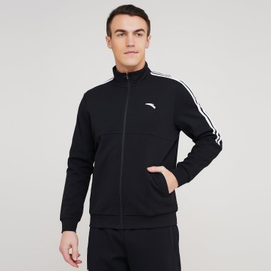 Кофты anta Knit Track Top - 134667, фото 1 - интернет-магазин MEGASPORT