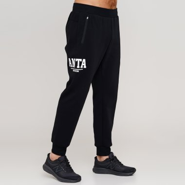 Спортивные штаны anta Knit Track Pants - 134676, фото 1 - интернет-магазин MEGASPORT