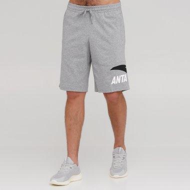 Шорты anta Knit Half Pants - 139787, фото 1 - интернет-магазин MEGASPORT