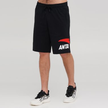 Шорты anta Knit Half Pants - 139626, фото 1 - интернет-магазин MEGASPORT