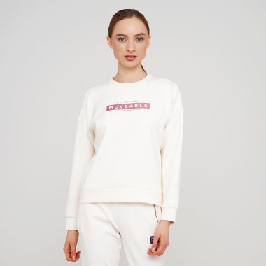 Кофты anta Sweatshirt - 134701, фото 1 - интернет-магазин MEGASPORT