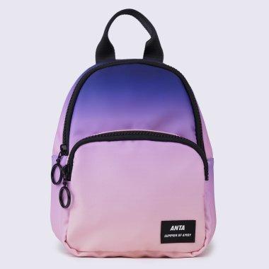 Рюкзаки anta Backpack - 139693, фото 1 - інтернет-магазин MEGASPORT