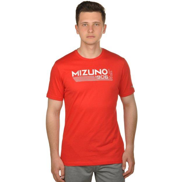 Футболка Mizuno HeritageOriginsTee - MEGASPORT